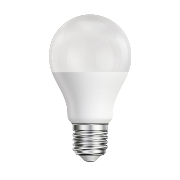 E27 LED Lampe matt A60 10W=60W warm-weiß 800lm A+