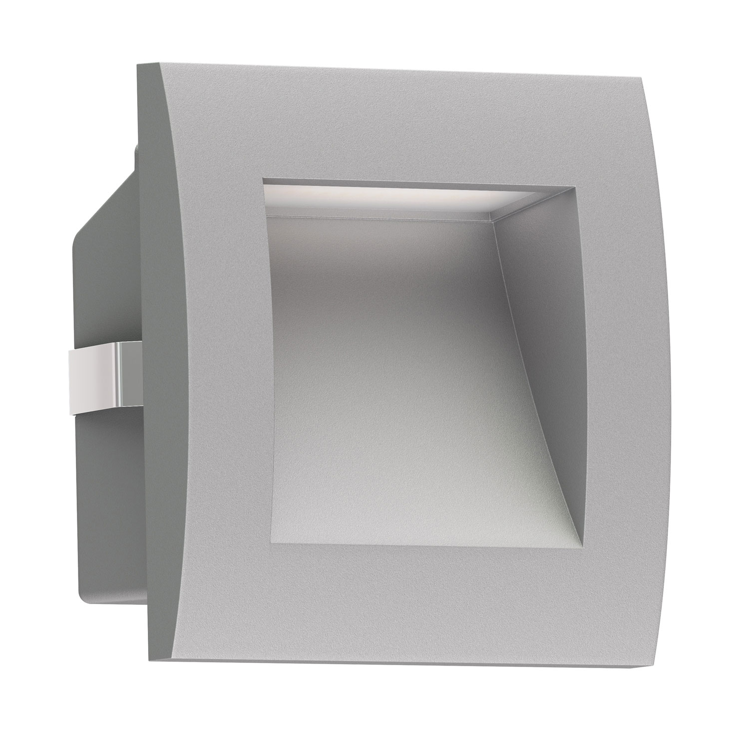 Ledscom led recessed wall light zibal for outdoor grey warm white ledscom led recessed wall light zibal for outdoor grey warm white aloadofball Image collections